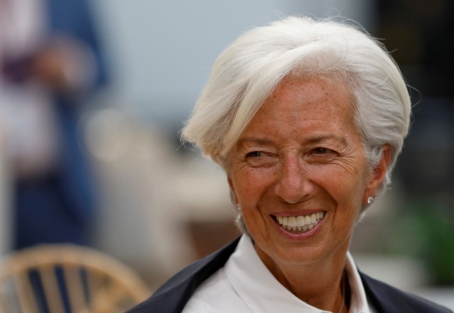 FILE PHOTO: IMF Managing Director Lagarde attends the Women's Forum Americas in Mexico City