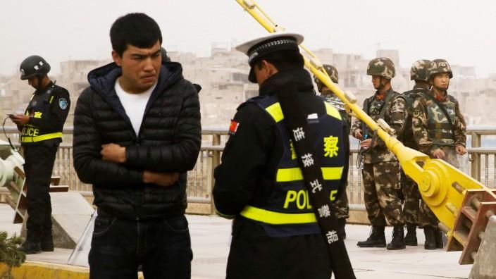 Überwachung in China