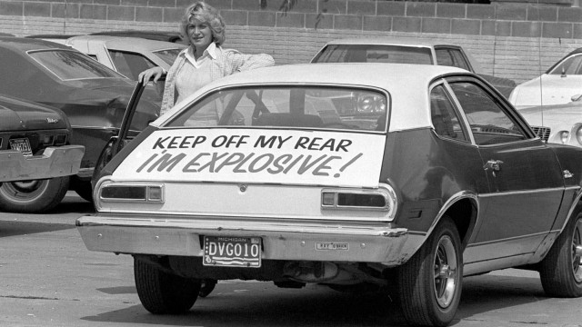 Patty Ramge; Ford Pinto