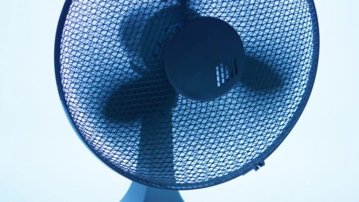 Hitze: Kühle Brise an heißen Tagen? Schon im Sommer 2018 waren die Geräte schnell vergriffen.