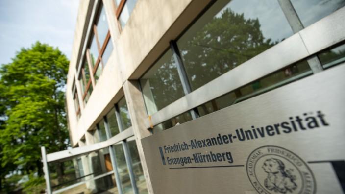 Sanierungsstau an der Uni Erlangen-Nürnberg