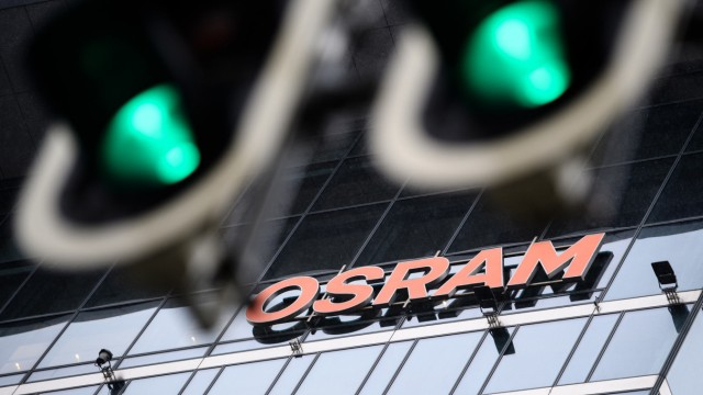 Lichtkonzern Osram verkauft schwächelndes Leuchtengeschäft
