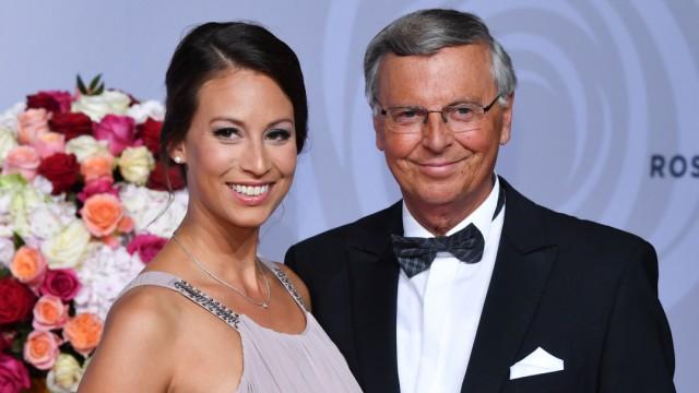Wolfgang Bosbach und Caroline Bosbach