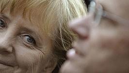 Merkel, Westerwelle, ddp