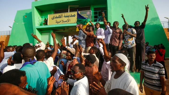 Sudan Militär Opposition