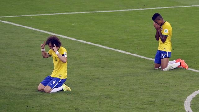 Deutschland - Brasilien 7:1