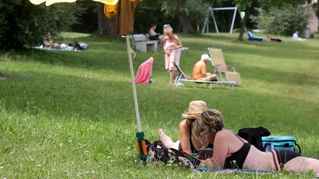 50 Jahre Kranzberger See Vom Baggerweiher Zum Freizeitpark Freising Sz De