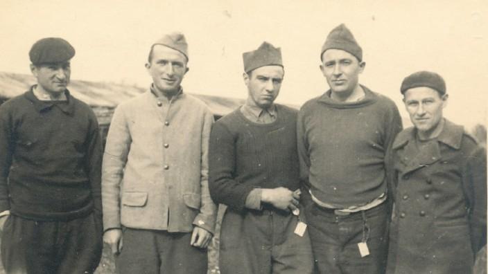 Kriegsgefangenenkommando der Holzstofffabrik (Papierfabrik) Dachau, Zweigstelle Olching