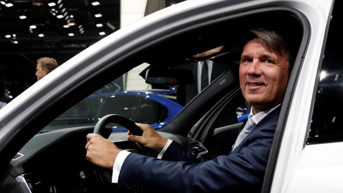 FILE PHOTO: Paris Auto Show