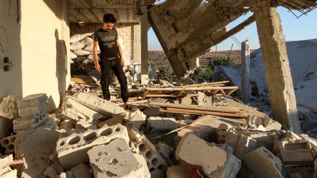 Sakar al-Hassan ist freiwillig nach Syrien zurückgekehrt