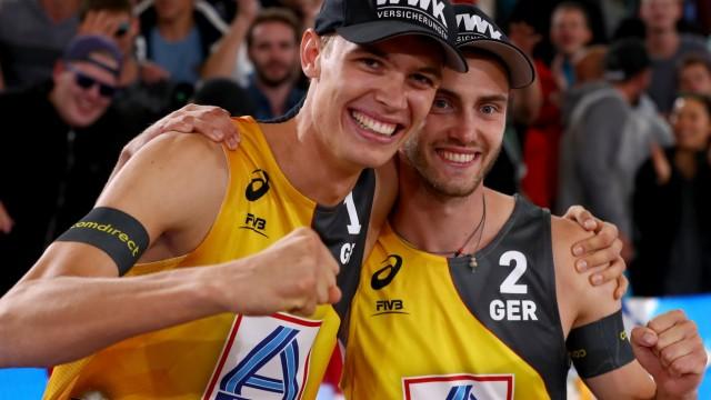 FIVB Beach Volleyball World Championships Hamburg 2019 - Day 9