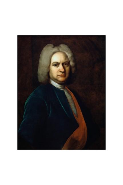 Klassik: Dies bekannte Bild von Johann Jacob Ihle von etwa 1740 gilt heute nicht mehr als Bach-Porträt. Es zeigt wahrscheinlich einen unbekannten Adligen aus Bayreuth.