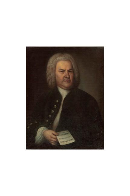 Klassik: Dieses Leipziger Amtsporträt von Elias Gottlob Haußmann von 1746 ist das einzige Bild, das unzweifelhaft zu Bachs Lebzeiten entstanden ist.
