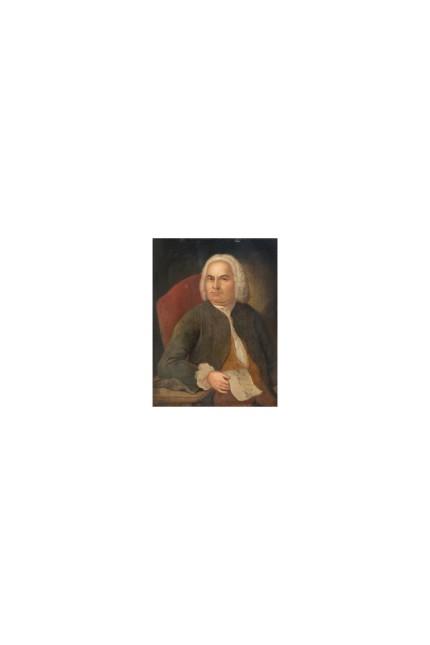 """Klassik: Das 1985 entdeckte """"Gebel-Bild"""" stammt aus dem 18. Jahrhundert und wird von manchen Forschern für ein originales Bach-Bild gehalten – wenn es nicht auf einer noch älteren Vorlage beruht."""