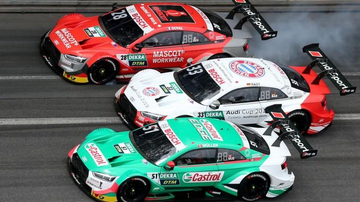 DTM Norisring - Qualifying & Race