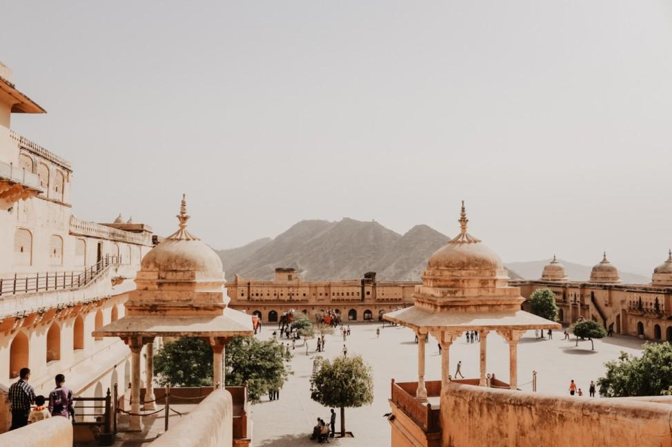 Jaipur Indien Unesco Welterbe Titel 2019