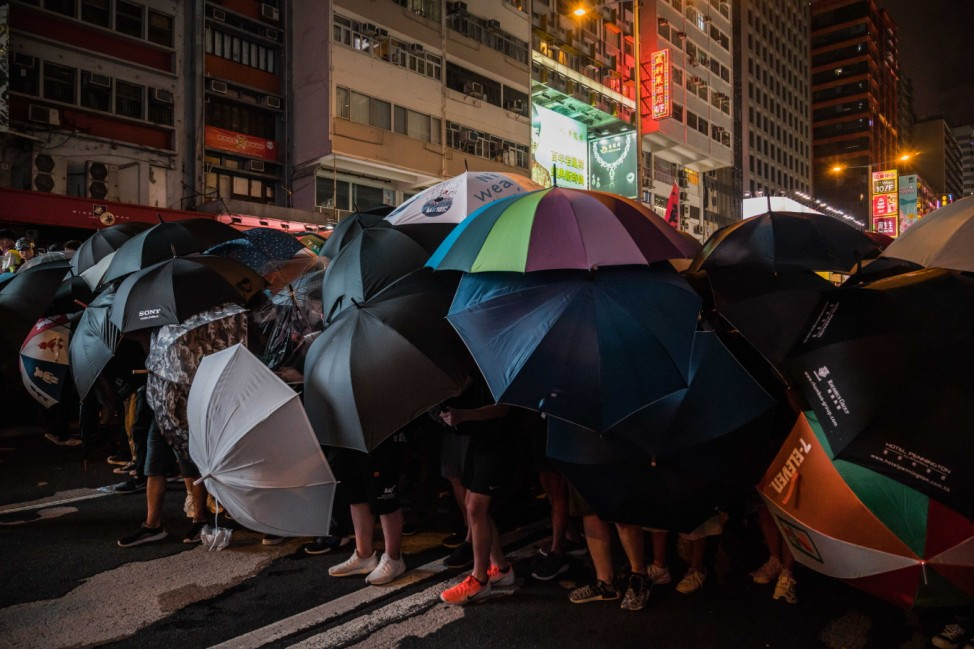 BESTPIX - Anti-Extradition Protests In Hong Kong
