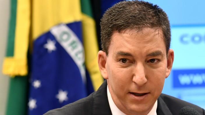 Journalismus: Der Journalist Glenn Greenwald