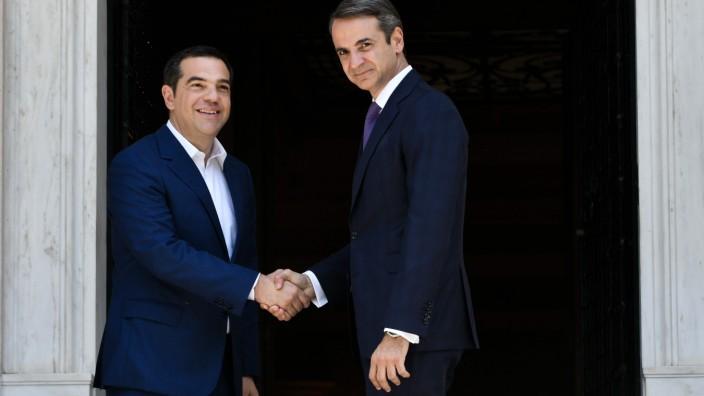 Griechenland nach der Parlamentswahl