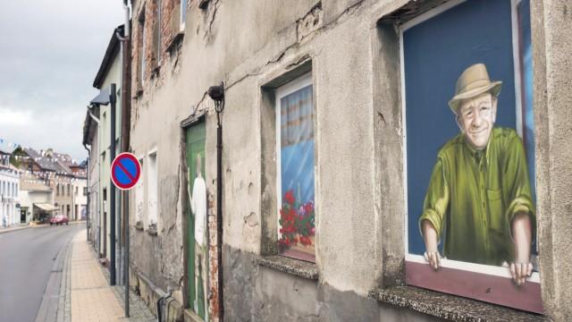 Die vorpommersche Kleinstadt Loitz schmückt sich zum 775 jährigen Stadtjubiläums mit einer Festwoch