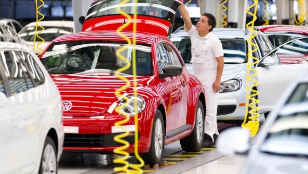 Volkswagen de Mexico - VW Beetle