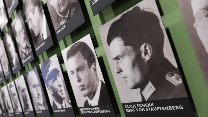Stauffenberg Assassination Attempt Against Hitler: 75th Anniversary Nears