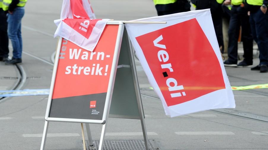 Streik in München - MVG empfiehlt: U-Bahnen meiden
