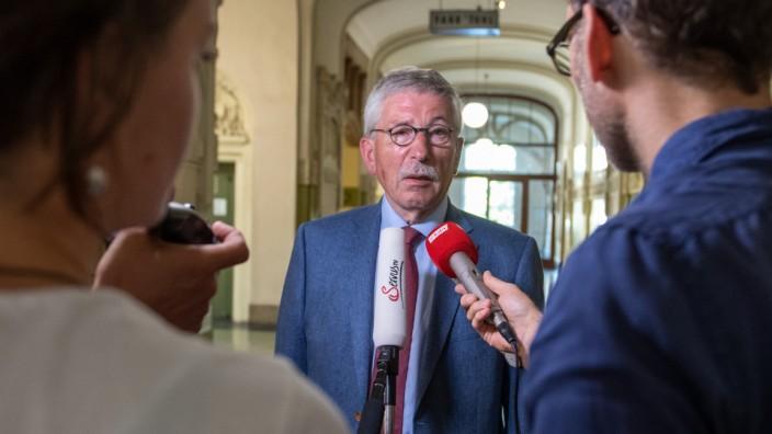 SPD-Parteigericht verhandelt über Ausschluss von Sarrazin