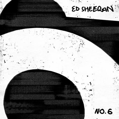 Ed Sheeran - 'No.6 Collaborations Project'
