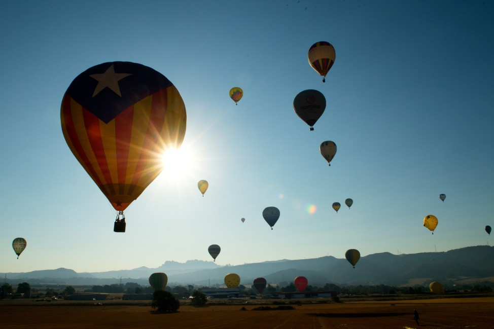 *** BESTPIX *** 23rd European Balloon Festival in Igualada