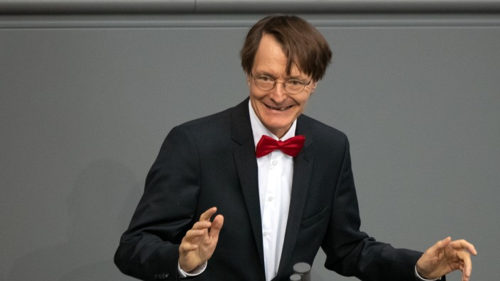 Spd Lauterbach Und Scheer Kandidieren Fur Vorsitz Politik Sz De