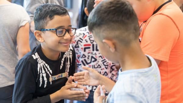 CARE Integrationsprojekt KIWI kids