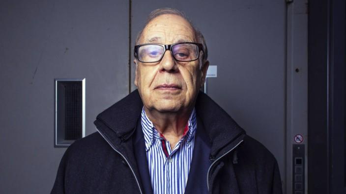 Jean Ziegler bei der lit Cologne Veranstaltung Jean Ziegler stürzt die Weltordnung im Roten Saal der