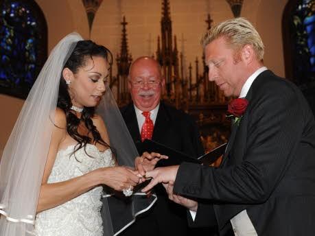 Becker; Lilly; Hochzeit; St. Moritz; dpa