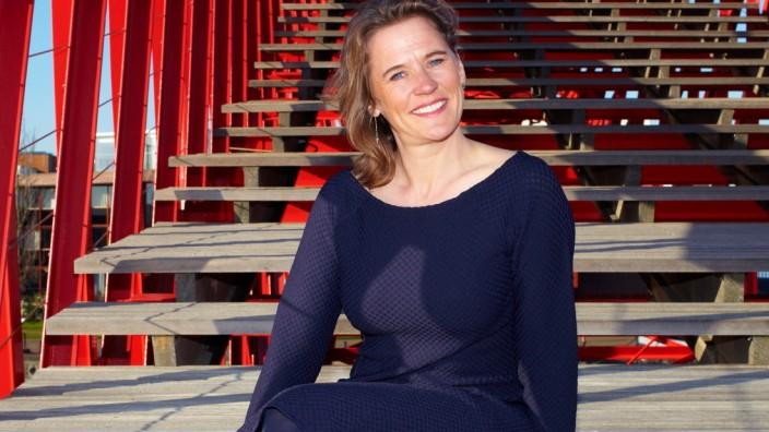 Geerte Udo ist die Direktorin von Amsterdam Tourismus.