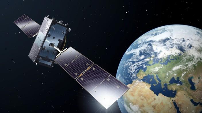 Betreiber: Satelliten-Navigationssystem Galileo gestört