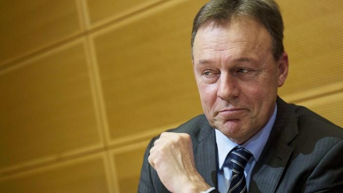 EU-Kommission: Bundestagsvizepräsident Thomas Oppermann (SPD)