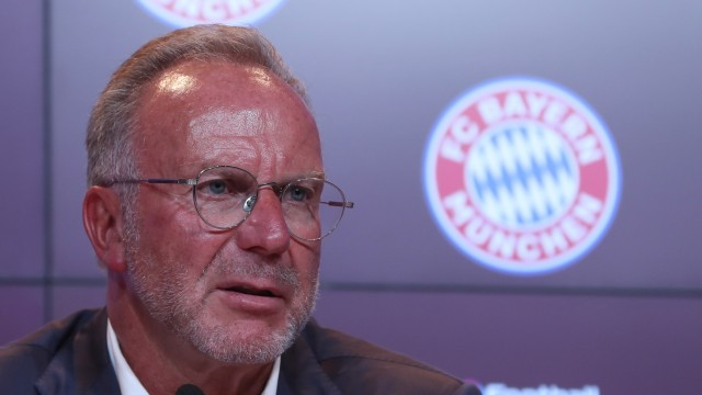 FC Bayern Muenchen Presents New Parntership With Konami