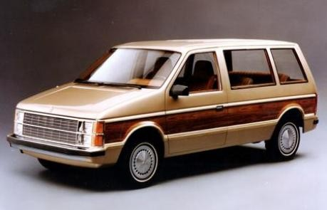 1983/84 Plymouth Voyager