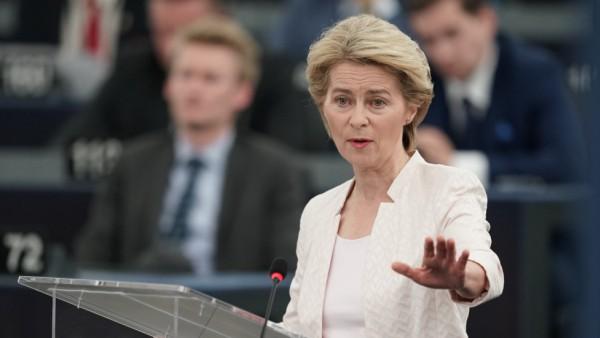 Wahl zur EU-Kommissionspräsidentin