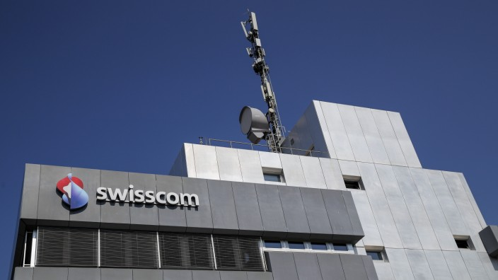 Inside The Swisscom 5G Networking Lab