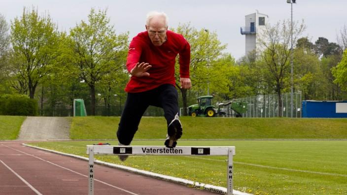 Guido Müller, Senioren Leichtathlet Vaterstetten