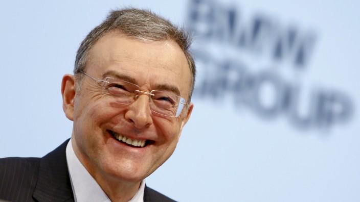 BMW-Chefaufseher Norbert Reithofer