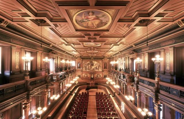 Heidelberg Universität Alte Aula