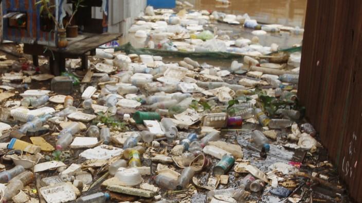 Kambodscha will Plastikmüll zurückschicken