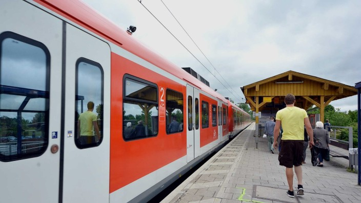 Bahnhof Eichenau