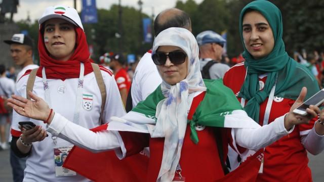 WM 2018 - Marokko - Iran