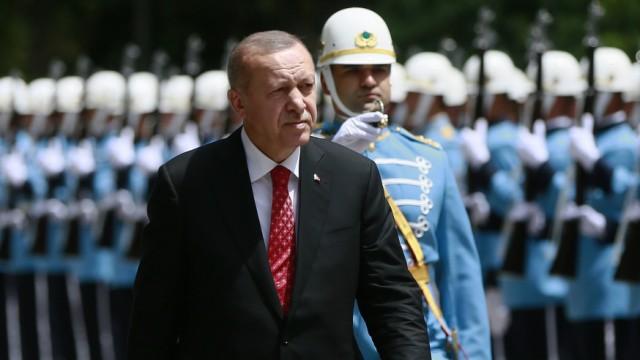 Türkei nach Putschversuch - 3. Jahrestag