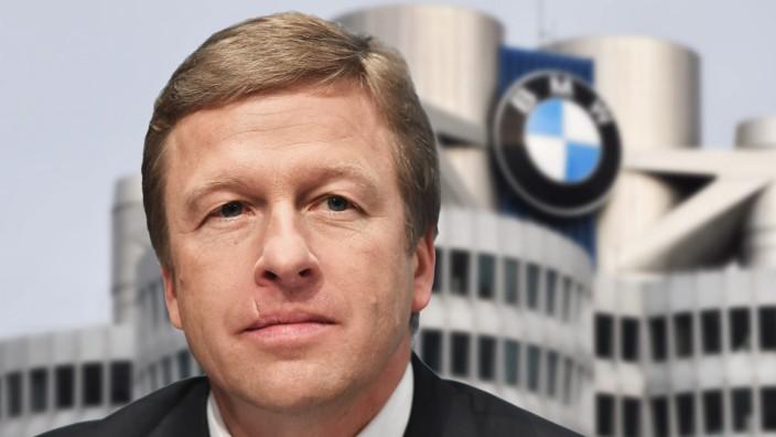 BMW-Vorstand Oliver Zipse