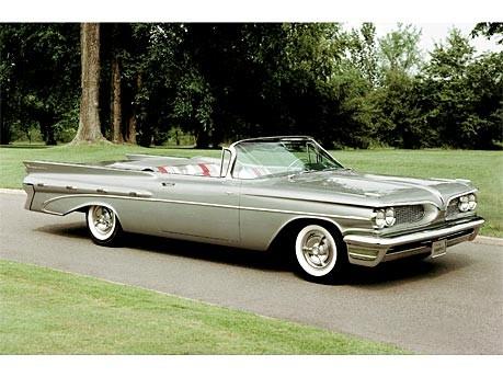 Pontiac Bonneville Cabriolet